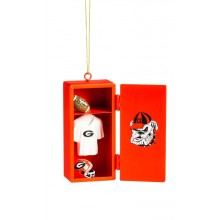 Georgia Bulldogs NCAA Team Locker Ornament