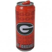 Georgia Bulldogs Cool Gear 16 oz  Insulated Travel Drink Can