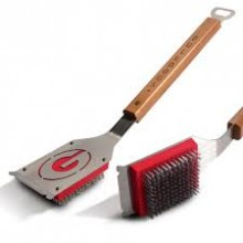 Georgia Bulldogs Grill Brush