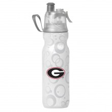 Georgia Bulldogs Mist N' Sip Water Bottle 20 oz.