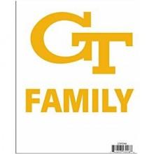 Georgia Tech Yellow Jackets Team Pride Decal