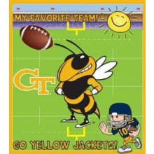 Georgia Tech Yellow Jackets 24 Piece Youth Puzzle