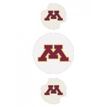 Minnesota Golden Gophers Ceramic Coasters