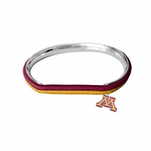 Minnesota Golden Gophers Hair Tie Bangle