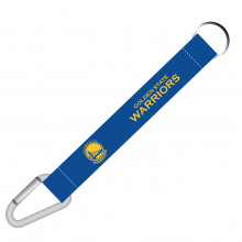 Golden State Warriors Carabiner Lanyard Key Chain