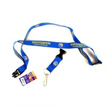 Golden State Warriors Team Color Breakaway Lanyard Key Chain