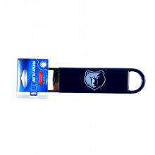 Montana Grizzlies Vinyl Covered Bottle Opener