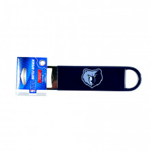 Memphis Grizzlies  Vinyl Covered Bottle Opener