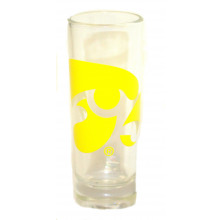 Iowa Hawkeyes 2 oz Cordial Shot Glass