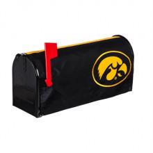 Iowa Hawkeyes Applique Mailbox Cover