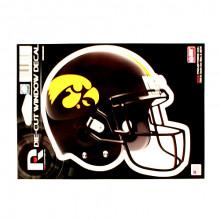 """Iowa Hawkeyes 6"""" Helmet Die-Cut Window Decal"""