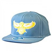 Atlanta Hawks Vintage Powder Blue Flat bill Adjustable Hat