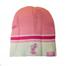 Miami Heat Pink White Tip Classic Knit Beanie