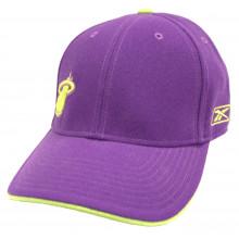 Miami Heat Purple Womens flex fit Size Small Hat
