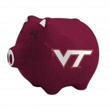 Virginia Tech Hokies Ceramic Piggy Bank