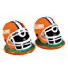 Illinois Fignting Illini Helmet Salt and Pepper Shakers