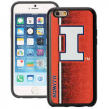 Illinois Fignting Illini Rugged Series Phone  iPhone 6 Case