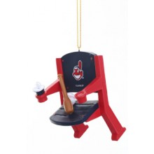 Cleveland Indians Team Stadium Chair Ornament