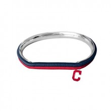 Cleveland Indians Hair Tie Bangle
