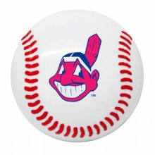 Cleveland Indians Magnetic Snack Clip