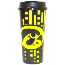 Iowa Hawkeyes 16-ounce Insulated Travel Mug
