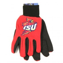 Iowa State Cyclones Team Color Utility Gloves