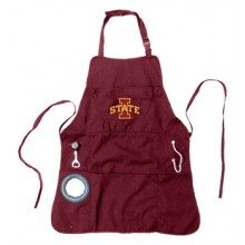 Iowa State Cyclones Men's Grilling Utility Apron