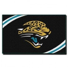 Jacksonville Jaguars 2 Piece Rectangular Rug Set