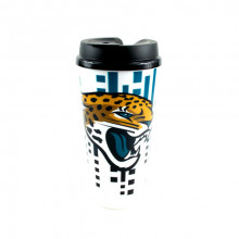 Jacksonville Jaguars 32-ounce Single Wall Hype Tumbler