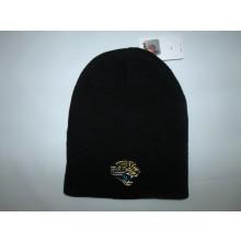 NFL Licensed Jacksonville Jaguars Black Knit Beanie