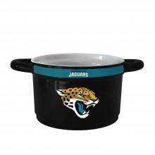 Jacksonville Jaguars 23-Ounce Sculpted Gametime Bowl