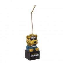 Jacksonville Jaguars Tiki Mascot Ornament
