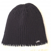 NFL Licensed Jacksonville Jaguars Womens Snow-tipped Knit Beanie