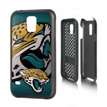 NFL Jacksonville Jaguars Rugged Series Galaxy S5 Phone Case