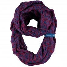 Kansas Jayhawks Chunky Duo Knit Infinity Scarf