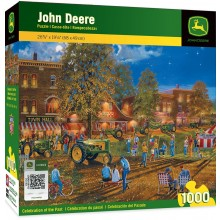 John Deere Celebration of The Past - Tractor 30 Series Tractor 1000 Piece Jigsaw Puzzle