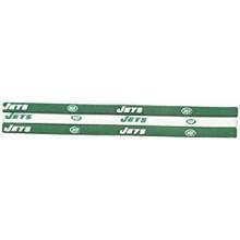 New York Jets 3-Pack Elastic Headband