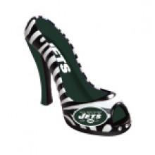 New York Jets Shoe Bottle Opener