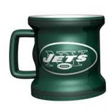 New York Jets Mini Mug 2 oz Shot Glass