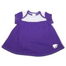 Kansas State Wildcats Colosseum Infant  Dress (3-6 Months)