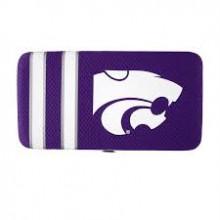 "Kansas State Wildcats Distressed Wallet Wristlet Case (3.5"" X .5"" X 6"")"