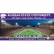 Kansas State Wildcats  1000 pc. Panoramic Puzzle