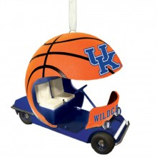 Kentucky Wildcats Field Car Ornament