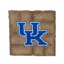 Kentucky Wildcats 12 inch x 12 inch Garden Stone