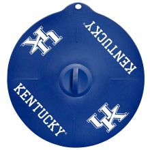 "Kentucky Wildcats 9"" Silicone Lid"