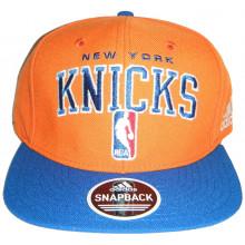 New York Knicks On Draft Flat Bill Adjustable Hat