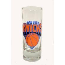 New York Knicks Cordial 2 oz Shot Glass