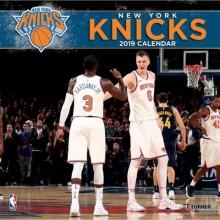 New York Knicks  12 x 12 Wall Calendar 2019