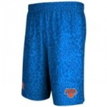 NBA Licensed New York Knicks adidas Crazy Light Shorts (Large)