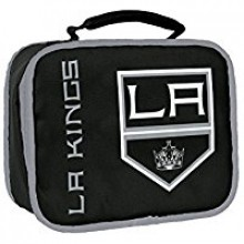 NHL Los Angeles Kings Sacked Insulated Lunch Cooler Bag